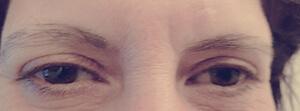 permanete augenbrauen vor - Permanent Make-up