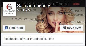 salmana facebook - bdr Hautbehandlung